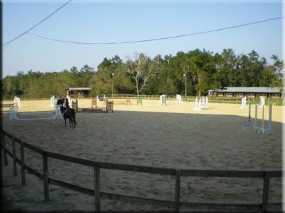 Facility Lagniappe Equestrian Center